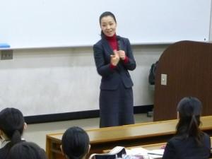 画像:学校法人専門学校東洋美術学校 - 面接マナー&メイク講座