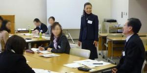 画像:キャリア教育実践講習(青森開催)