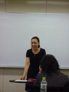 画像:「人を惹きつける話し方講座」in名古屋