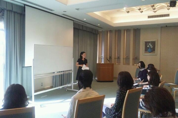 「愛される女性になるコミュニケーション講座 in 富山」を開催しました【2011年11月14日】