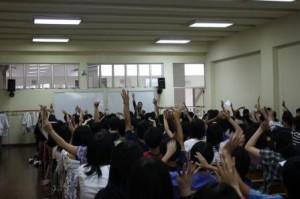 画像:シンガポール日本人学校中等部