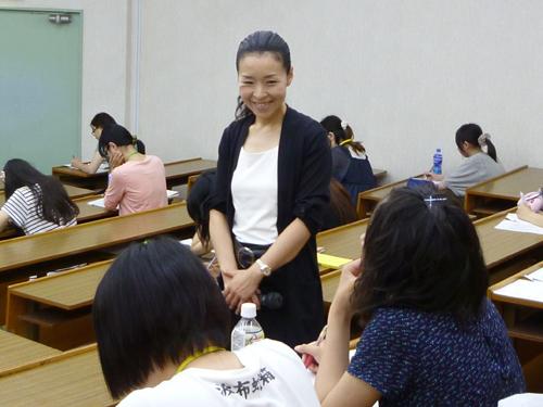学校法人専門学校東洋美術様にて講演させていただきました<span>【2012年7月18日】</span>