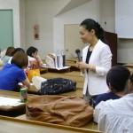 画像:学校法人専門学校東洋美術学校様にて講演をさせていただきました