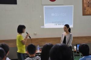 画像:ドバイ日本人学校