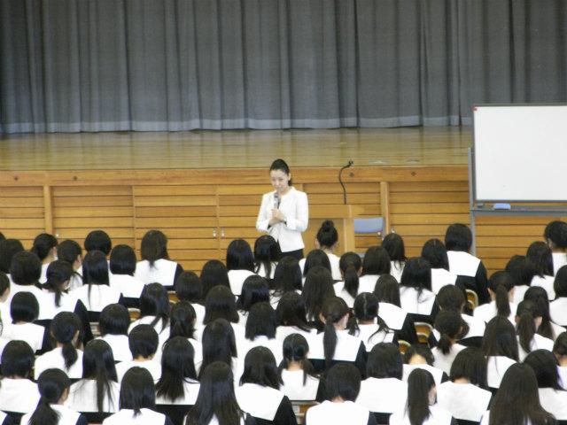 栃木県立栃木女子高等学校さま