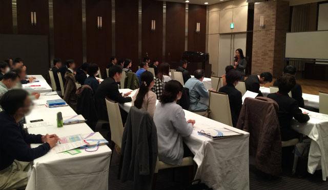 2015年1月29日株式会社テクノル様の新春ITフェスタ八戸会場にて「人生が劇的に変わる聴き方講座」をさせていただきました