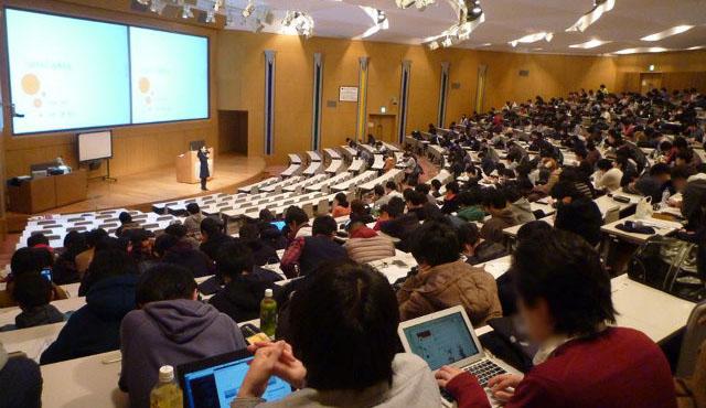 2015年1月13日東京工科大学様にて講演をさせていただきました