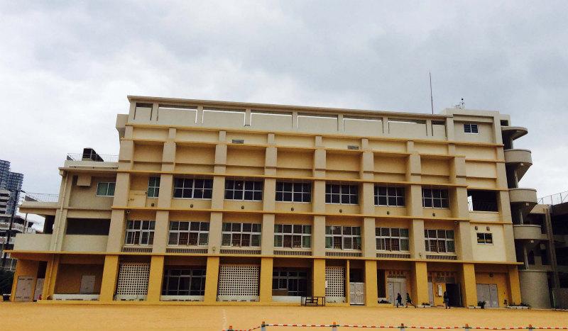 2015年11月27日那覇市立泊小学校様、那覇市立松城中学校様にて 講演をさせていただきました
